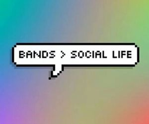 bands, music, and social life image