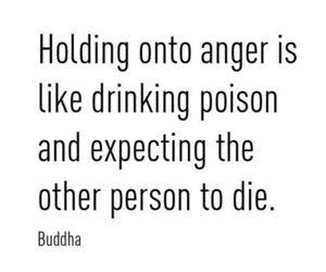 quotes, anger, and Buddha image