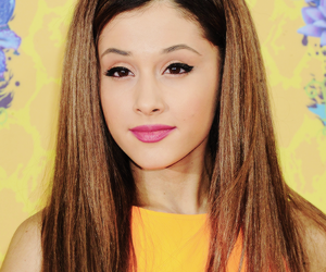 ariana grande, makeup, and kca image