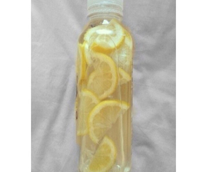 lemon, drink, and healthy image