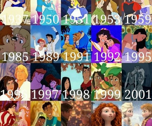 cartoons, childhood, and disney image