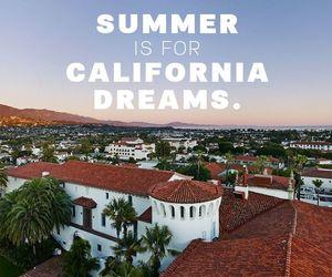 california, california girl, and dreams image