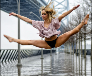 beauty, contemporary dance, and dance image