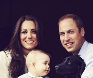 kate middleton, family, and baby image