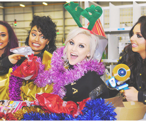 mixer, jesy nelson, and leigh-anne pinnock image