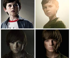 season 3, season 4, and the walking dead image