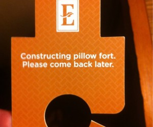 fuck yeah! and pillow forts image