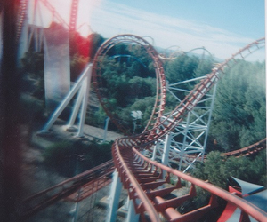 amusementpark, cool, and funny image