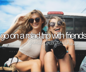 friends, Road Trip, and before i die image