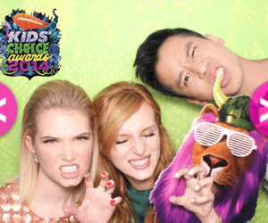 kids choice awards, cute, and photo booth image