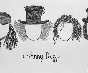 guapo, sexy, and johnny deep image