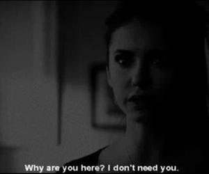 quote, tvd, and her image