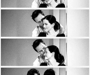 friends, mondler, and chandler image