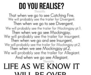 divergent, catching fire, and insurgent image