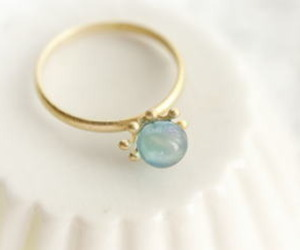 blue and ring image