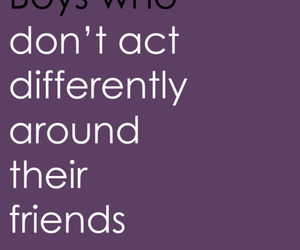 boys who, quote, and boys image