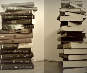 black, books, and fandom image
