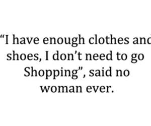 quotes, clothes, and shopping image