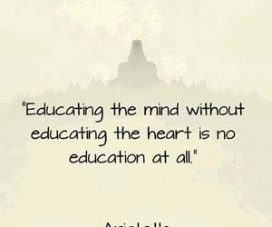 quotes, mind, and education image