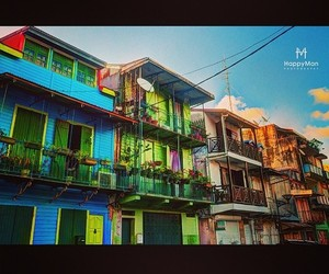 colors, guadeloupe, and pointe a pitre image
