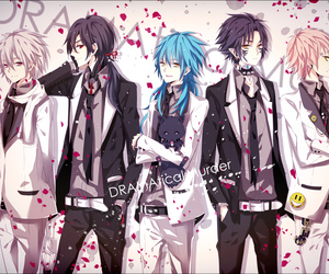 anime, game, and dramatical murder image