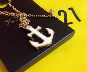 anchor, branded, and forever 21 image