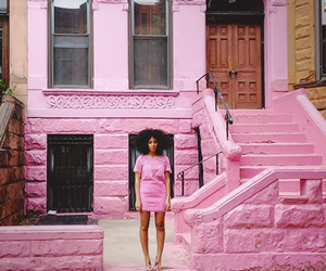 pink, house, and solange image
