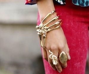 fashion, fashionable, and jewerly image