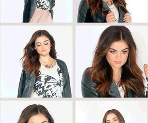 beautiful, lucy hale, and pll image