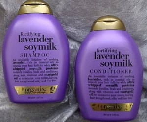 beauty, organix, and conditioner image
