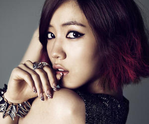asian, girl, and hwayoung image