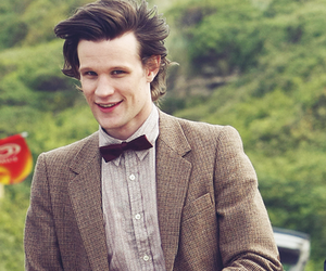 doctor who, eleven, and matt smith image
