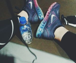 fitness, workout, and airmax image
