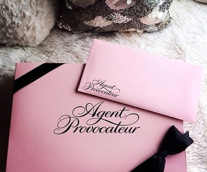 pink, agent provocateur, and girly image