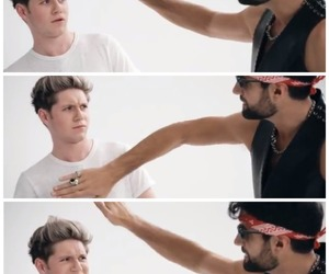 niall horan, one direction, and that moment image