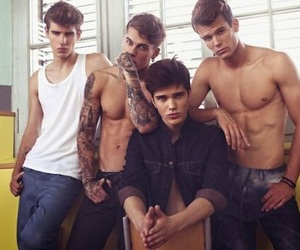beautiful, men, and stephen james image
