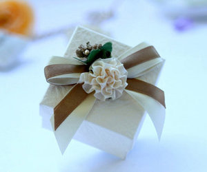 country wedding, spring wedding decor, and paper goods image