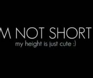 cute, short, and quotes image
