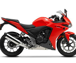 motorcycle and red image