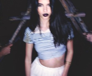 kendall jenner, grunge, and model image