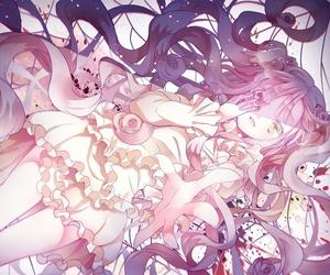 anime girl, rozen maiden, and kirakishou image