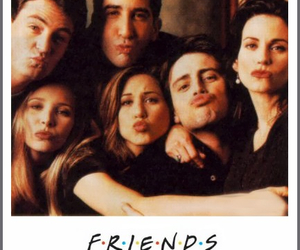 chandler, f.r.i.e.n.d.s, and Joey image