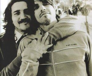 anthony kiedis, aww, and John Frusciante image