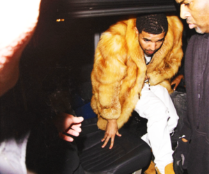 Drake and aubrey drake graham image