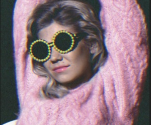 marina and the diamonds, pink, and grunge image
