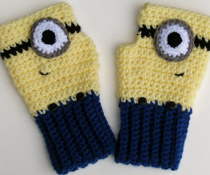 armwarmers, evil, and gift image