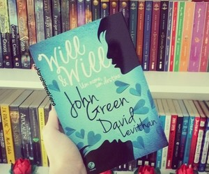books, john green, and love image