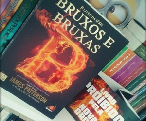 books, bruxos e bruxas, and love image
