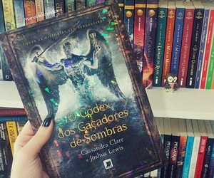 books, shadowhunter, and the mortal instruments image