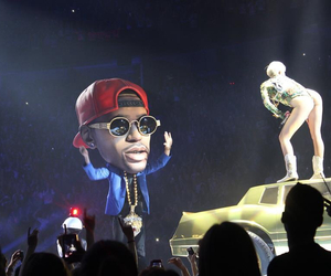 cyrus, miley, and montreal image